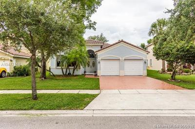 Miramar Single Family Home For Sale: 16550 SW 37th St