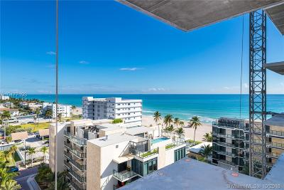 Hollywood Condo For Sale: 2201 S Ocean Drive #1005