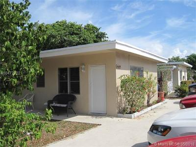 Lauderdale By The Sea Multi Family Home For Sale: 4609 Bougainvilla Dr.