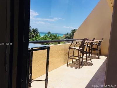 Miami Beach Condo For Sale: 2555 Collins Ave #406