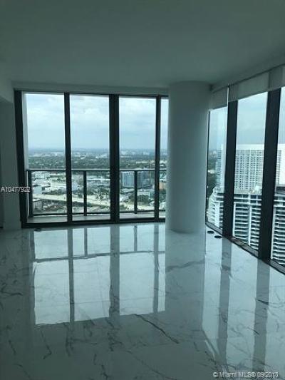 Miami Condo For Sale: 650 NE 32 #3808