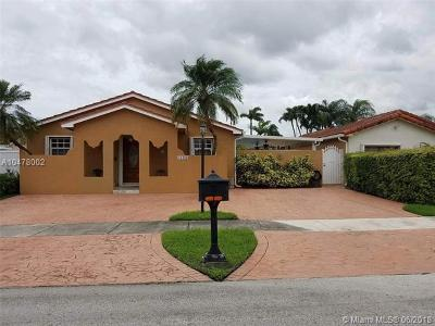 Miami Single Family Home For Sale: 13490 SW 39th Ln