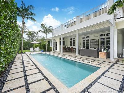 Coral Gables Single Family Home For Sale: 450 Miller Rd