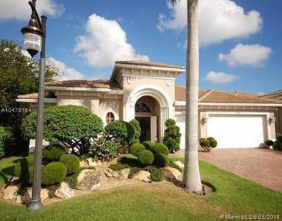 Palm Beach Gardens Single Family Home For Sale: 501 Les Jardin Dr