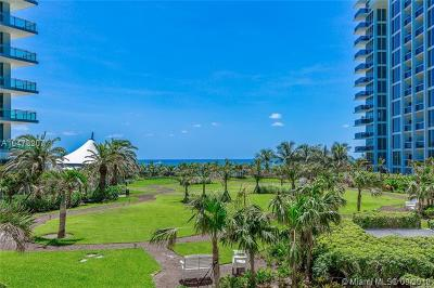 Bal Harbour Condo For Sale: 10275 Collins Ave #332
