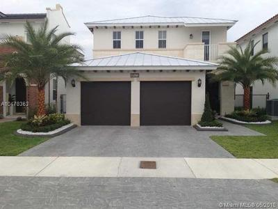 Doral Single Family Home For Sale: 10523 NW 70th Lane