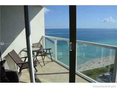 La Perla, La Perla Condo, La Perla Condominium, La Perla Ocean Residences, La Perla(Short, Long) Rental For Rent: 16699 Collins Ave #2109