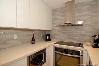 Miami Beach Condo For Sale: 1200 West Ave #414