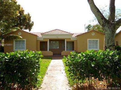Hollywood Multi Family Home For Sale: 1642 Polk St