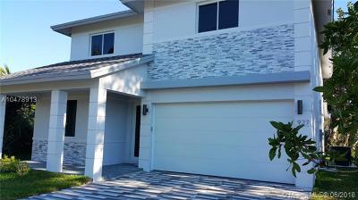 Pompano Beach Single Family Home For Sale: 927 NE 6th St