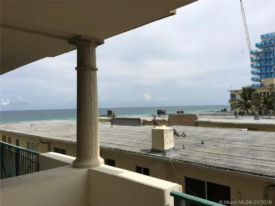 Surfside Condo For Sale: 9195 Collins Ave #410