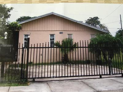 Miami-Dade County Single Family Home For Sale: 5730 NW 30th Ave