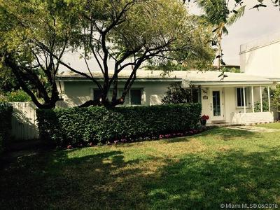 Key Biscayne Single Family Home For Sale: 442 Warren Ln