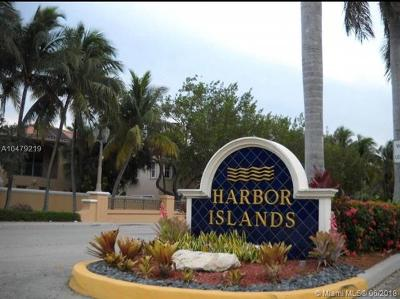 Three Islands 3rd Sec, Three Islands 3rd Section, Three Islands 3rd, Harbor Island, Harbor Islands Condo For Sale: 943 S Harbor Vw S #943