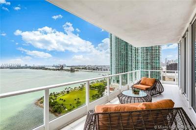 Miami Condo For Sale: 2020 N Bayshore Dr #2510