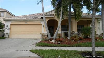 Weston Single Family Home For Sale: 4435 Stone Ridge Way