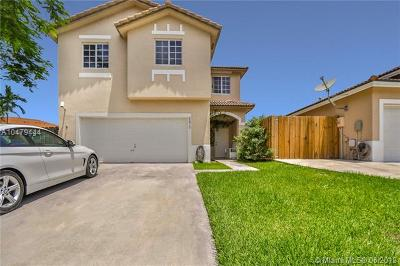 Cutler Bay Single Family Home For Sale: 8875 SW 214th St