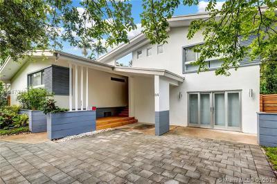 Miami FL Single Family Home For Sale: $1,895,000