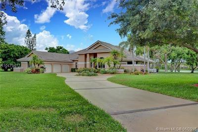 Parkland Single Family Home For Sale: 7021 Ventura Ct