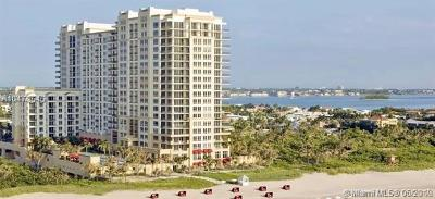 Riviera Beach Condo For Sale: 3800 N Ocean Dr #551
