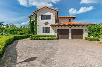 Cutler Bay Single Family Home For Sale: 7605 SW 193rd Ln
