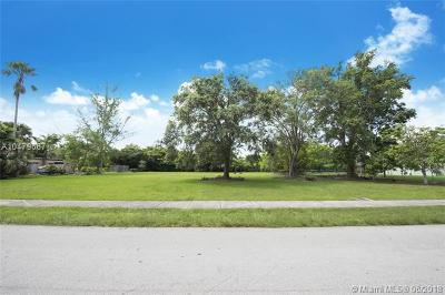 Pinecrest Residential Lots & Land For Sale: 7750 SW 117 St