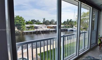 Fort Lauderdale Condo For Sale: 2820 NE 30th St #10