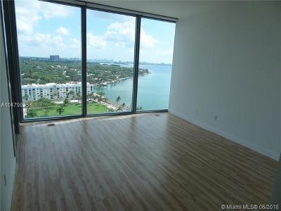 Miami Condo For Sale: 601 NE 36th St #1705