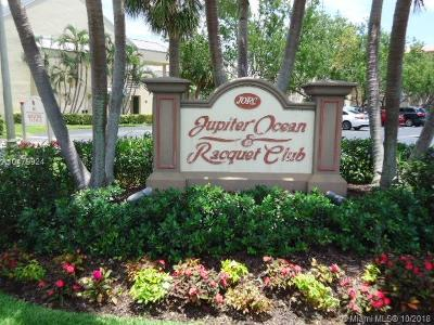 Jupiter Condo For Sale: 1605 S Federal Hwy One #M1-203