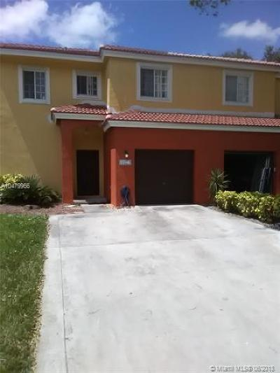 Miramar Condo For Sale: 10271 SW 18th St
