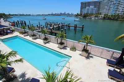 Miami Beach Condo For Sale: 1491 Lincoln Ter #201
