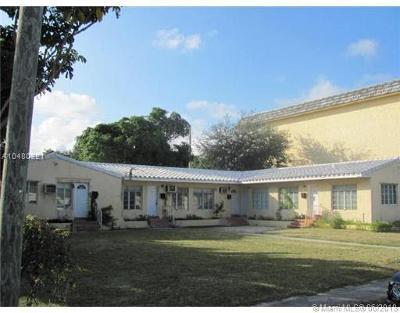 North Miami Multi Family Home For Sale: 12250 NE 11th Ct