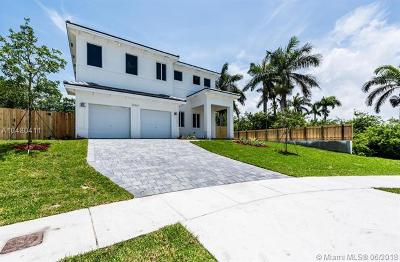 Cutler Bay Single Family Home For Sale: 7902 SW 205th St