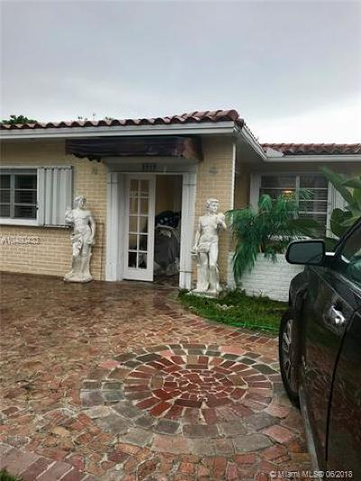 Surfside Single Family Home For Sale: 8919 Garland Ave