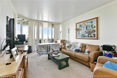 Miami Beach Condo For Sale: 4775 Collins Av #806