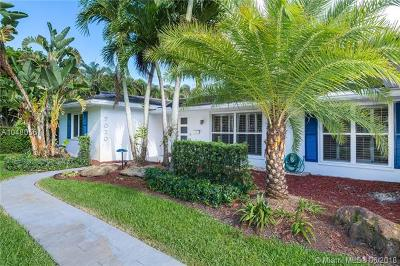 Palmetto Bay Single Family Home For Sale: 7020 SW 148th Ter