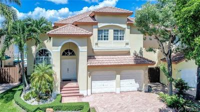 Doral Single Family Home For Sale: 10871 NW 59th St