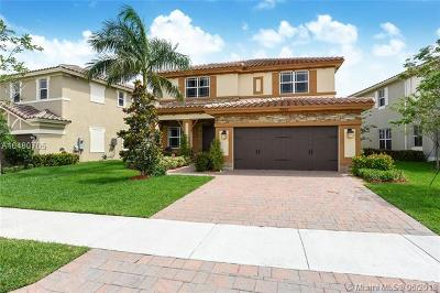 Parkland Single Family Home For Sale: 9961 S Miralago Way