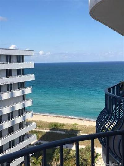 Surfside Condo For Sale: 8877 Collins Ave #PH-4