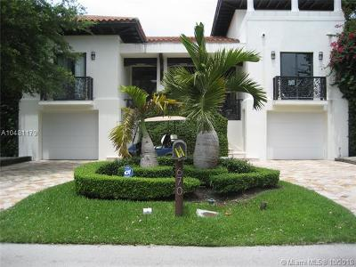 Key Biscayne Single Family Home For Sale: 670 Warren Ln