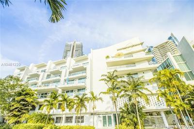 Miami Beach Condo For Sale: 6362 Collins Ave #518