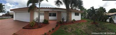 Pompano Beach Single Family Home For Sale: 1360 SE 3rd Ter
