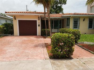 Coral Gables Single Family Home For Sale: 35 Oviedo