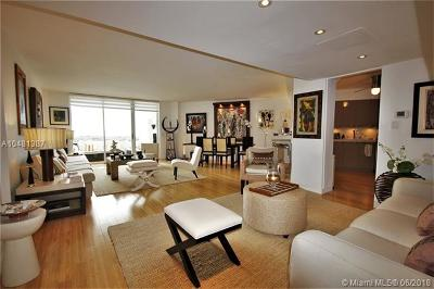Miami Beach Condo For Sale: 5161 Collins Ave #1218