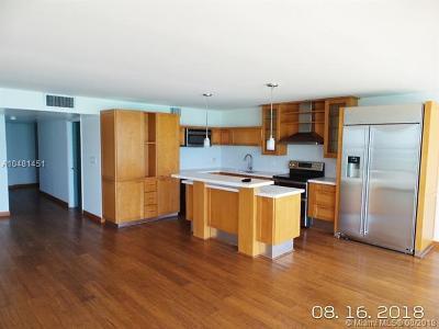 Miami Beach Condo For Sale: 6423 Collins Ave #1005