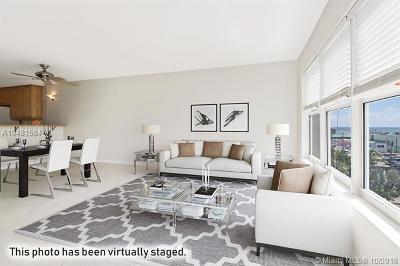 Fort Lauderdale Condo For Sale: 3000 E Sunrise Blvd #5E