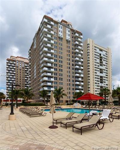 Hallandale Condo For Sale: 1912 S Ocean Dr #19C