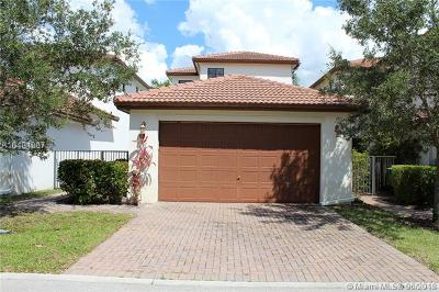 Cooper City Single Family Home For Sale: 3730 NW 84th Way