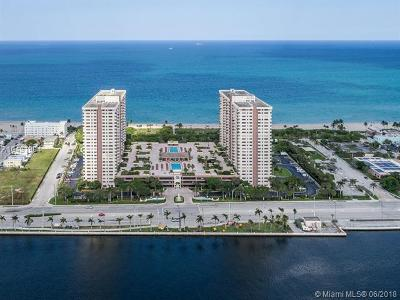 Hollywood Condo For Sale: 1201 S Ocean Dr #2001N
