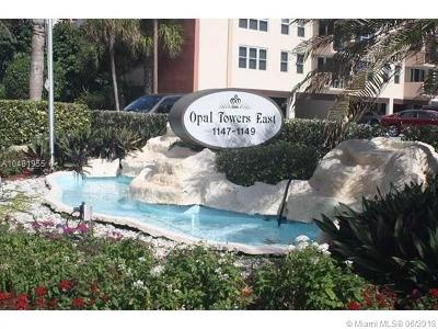 Hillsboro Beach Condo For Sale: 1147 Hillsboro Mile #705